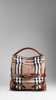 The first real Burberry purse I owned I sowed into someone else. So I'm believing God for another one.