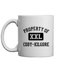 Cody-Kilgore Elementary School - Kilgore, NE | Mugs & Accessories Start at $14.97