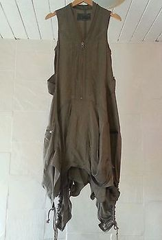 River Song Doctor Who Cosplay All Saints Zeeda Parachute Dress 8 | eBay