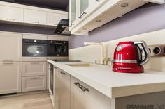 Blat kuchenny z kwarcu Miami #kitchen #kitchentop #countertop