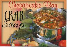 Spicy Maryland Crab Soup Recipe