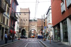 Why not go around Corso Porta Ticinese to window shop and to treat yourself?