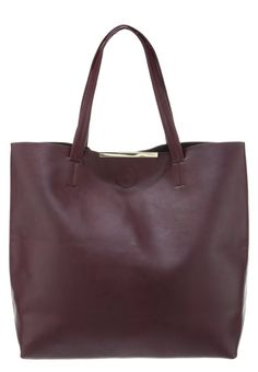 Diese Shopping Bag macht jeden Kaufrausch mit! Anna Field Shopping Bag - burgundy für SFr. 28.00 (11.11.16) versandkostenfrei bei Zalando.ch bestellen.