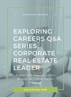p/exploring-careers-qa-series-corporate-real-estate-leader delivers online tools that help you to stay in control of your personal information and protect your online privacy. Career Help, Career Advice, Job Hunting Tips, Finding A New Job, Career Exploration, Job Search Tips, Blog Love, Interview Questions, Blog Tips