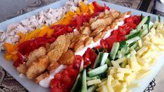Красочный и легкий салат на праздничный стол, рецепт которого мы вам предлагаем, имеет несколько вариантов приготовления. Как и несколько названий: «Кобб» и «Козел в огороде». Этот рецепт —...