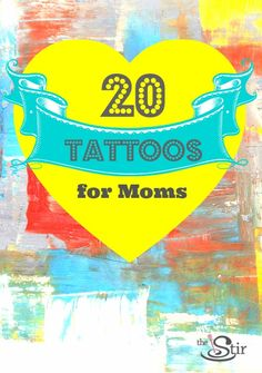 Want to get inked? 20 ideas to get you started!