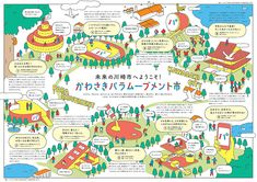 Theme Park Map, Zoo Map, Brand Book, Map Design, Graphic Design Illustration, Design Process, Bullet Journal, Cool Stuff, Drawings