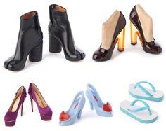 Selfridges miniature shoe cabinet products