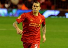 Daniel Agger today revealed he would nominate Luis Suarez for the Ballon d'Or in a live Twitter chat on @LFCIndia.