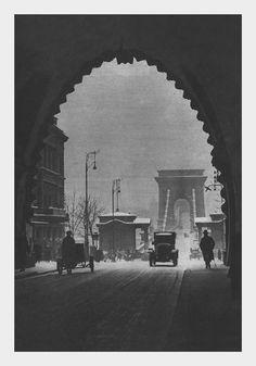 1930-as évek. Budai Váralagút