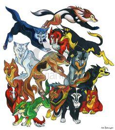 anime+wolf | Anime-wolves-anime-wolves-6425829-6.jpg Photo by wing120 | Photobucket
