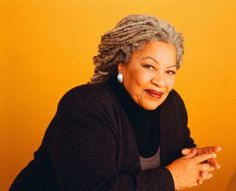 Toni Morrison: When your child walks in the room, does your face light up?
