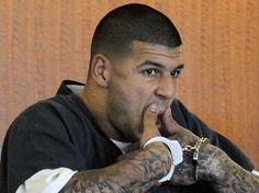 Aaron Hernandez: No Football on TV in Jail!