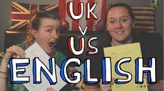 American vs British English!  #language #english #americanenglish #britishenglish #video