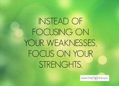 What are your strengths? StrengthsFinder - The OP Life