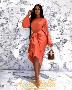 2019 Lovely and Exceptional Asoebi Styles Diyanu - Aso Ebi Styles Dressy Outfits, Mode Outfits, Chic Outfits, Fashion Outfits, Latest African Fashion Dresses, African Print Fashion, Trendy Fashion, Girl Fashion, Vintage Fashion