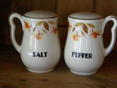 Jewel Tea: I have these and the teapot, creamer, & sugar bowl.
