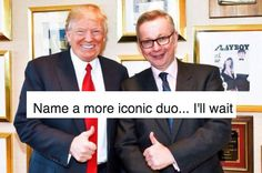 29 Solid Jokes About Michael Gove