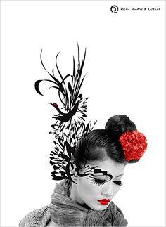 Poster for Oscar Lawalata Culture Fashion Label