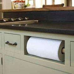 Oryginale pomysły na porządek w kuchni, zobacz je sam!