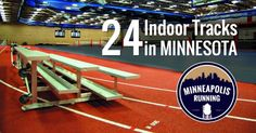 24 Indoor Tracks in Minnesota