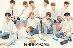 Wanna One confirmed to release at least two music videos for official debut Korean Boy Bands, South Korean Boy Band, K Pop, You Are My World, 2nd Anniversary, Produce 101 Season 2, Kim Jaehwan, Ha Sungwoon, One Image