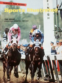 SI's Kentucky Derby Cover 1966