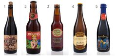 Grape-infused beers are here, and honestly, many are damn good. Here's why you need to stop rolling your eyes and try a few of these wine brews. Have You Tried, Sangria, Beer Bottle, Brewing, Vines, Cocktails, Craft Cocktails, Beer Bottles, Cocktail