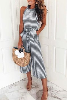 8ce68d76f16c 47 Best Jumpsuit Outfits -- Street Instyle images in 2019