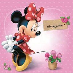Minnie Mouse (c) Walt Disney Animation Studios Mickey Mouse Art, Disney Mouse, Minnie Mouse Pink, Mickey Mouse And Friends, Disney Mickey, Retro Disney, Disney Diy, Cute Disney, Minnie Mouse Pictures