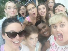 "Rebel Wilson Doesn't Hold Back When It Comes To ""Pitch Perfect 2"" Set Details"