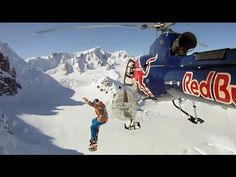 Some incredible footage by Red Bull. They have the best extreme sports vids. The Art of FLIGHT - snowboarding film trailer w/Travis Rice Snowboards, Red Bull, Snowboarding Movies, Skiing, X Games, Travis Rice, Bull Tv, Videos Fun, Content Marketing