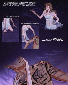 "Arzzz — [NIGHTMARE] ""I willed that darkness inside myself..."