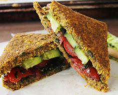 <p>Who says cookouts have to be meat-laden and unhealthy? Make the following vegan, gut-busting burgers and sandwiches for the ultimate Memorial Day weekend.</p>