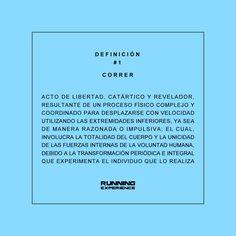 #CorredorLiterario #Definicion #1 #Correr