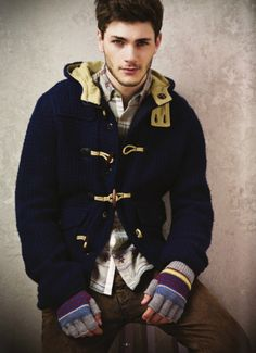 tobeatiger:    Oscar Spendrup || River Island AW12 Lookbook