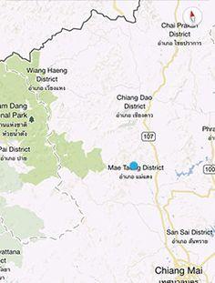Trekking Tour in Chiang Mai Rafting, Thailand, Der Bus, Chiang Mai, Trekking, Tours, Hiking