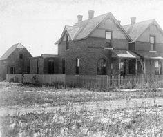Robbins residence, $800 :: Western History, 1894, 1890 - 1990