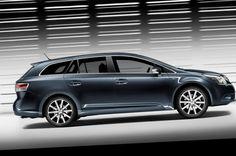 Toyota Avensis Wagon tuning - http://autotras.com