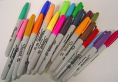 Easy Garden, Garden Ideas, Sharpie Colors, I Know The Plans, Peaceful Life, Sharpies, World Of Color, Simple Pleasures, Rainbow Colors