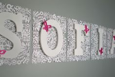 Lullaby Wall Decor