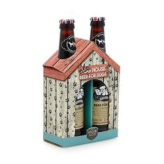 Spot & Mog Set of bottled beer for dogs | Debenhams