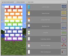- Minecraft World Minecraft Banner Patterns, Cool Minecraft Banners, Easy Minecraft Houses, Minecraft Room, Minecraft Plans, Amazing Minecraft, Minecraft Tutorial, Minecraft Blueprints, Minecraft Crafts