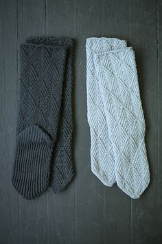 Local Roots Mukluks pattern by Andrea Mowry