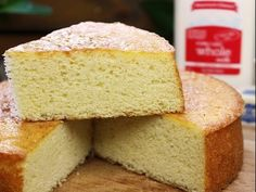www.gretchensbakery.com yellow-sponge-cake-recipe