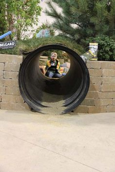 los angeles 30536 19902 53 Best Playgrounds - Tunnels images | Playground, Outdoor ...