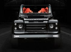 The Red Edition #Twisted #LandRover