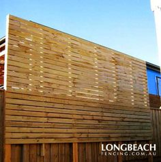 Privacy Screens | Timber Screen, Merbau Screens, Fence Screening - Melbourne, Frankston | Longbeach Fencing