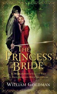 "Where it all began. The Princess Bride was written by William Goldman and sold as if it were an abridged version (only the ""good parts"") of an older book. In reality Goldman was the author. I Love Books, Good Books, Books To Read, My Books, Jane Austen, Date, The Princess Bride Book, Sr1, Fantasy Books"