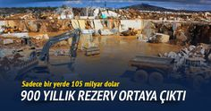 İstanbul Teknik Üniversitesi'nin Bursa'nın Orhaneli ilçesinde 900 yıllık mermer rezervi tespit ettiğini belirten Madencilik' sahibi Erol Yüce, kapatılan maden ocağının Türkiye ekonomisini büyük zarara uğrattığını söyledi.
